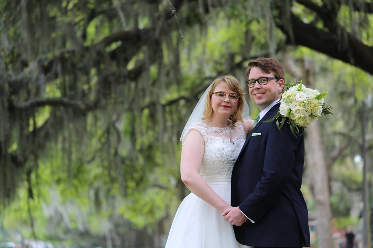Destination Elopement Savannah GA