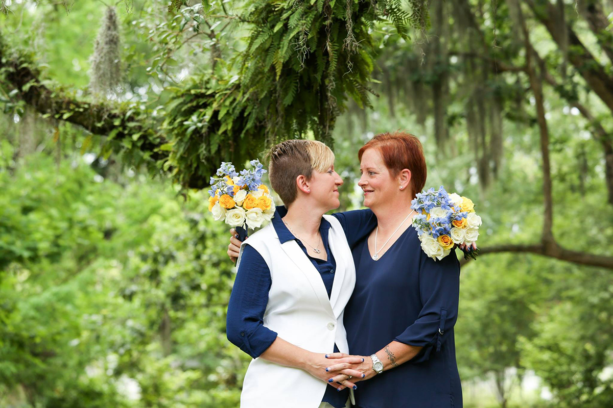 LGBT Elopement in Savannah